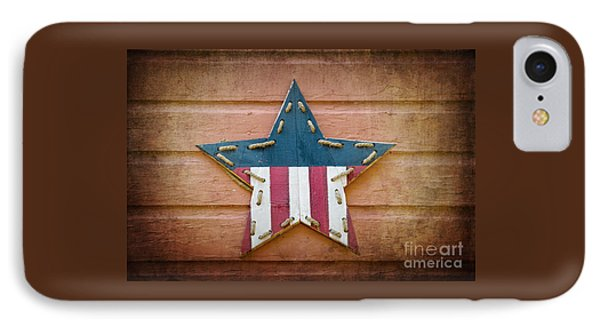 Retro Usa Star IPhone Case