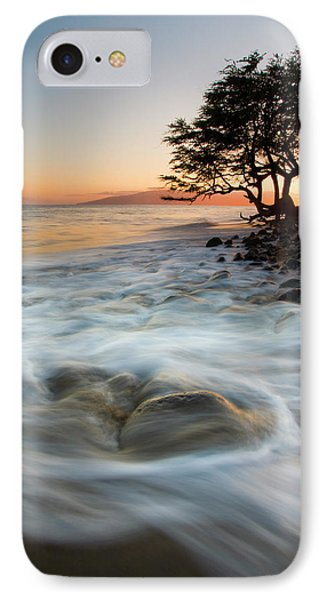 Return To The Sea IPhone Case by Mike  Dawson