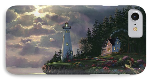 Returning Home IPhone Case by Al Hogue
