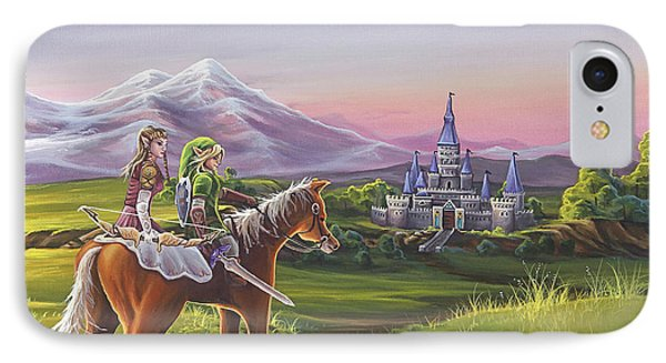 Returning Home Phone Case by Joe Mandrick