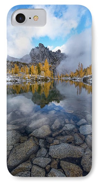 IPhone Case featuring the photograph Revelation by Dustin LeFevre