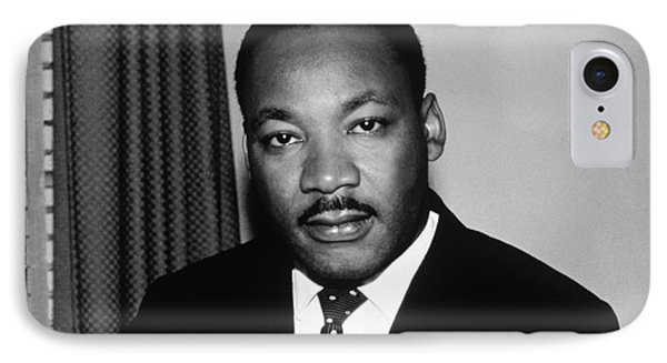 Reverend Dr. Martin Luther King Jr. IPhone Case