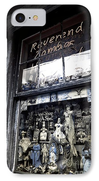 Reverend Zombie's House Of Voodoo Infrared IPhone Case