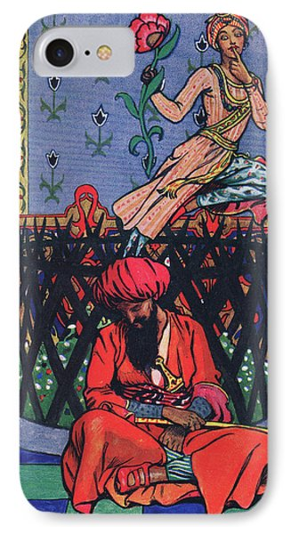 Reverie Of Ormuz The Persian IPhone Case