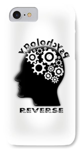 Reverse Psychology IPhone Case