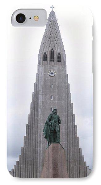 Reykjavik - Iceland IPhone Case by Joana Kruse
