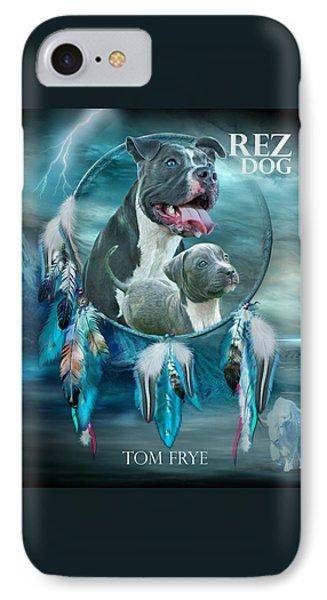 Rez Dog Cover Art IPhone Case