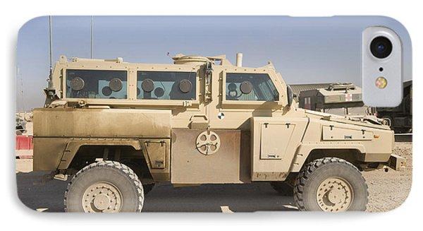 Rg-31 Nyala Armored Vehicle IPhone Case