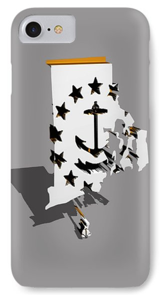 Rhode Island 6a IPhone Case by Brian Reaves