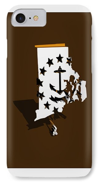 Rhode Island 6b IPhone Case by Brian Reaves