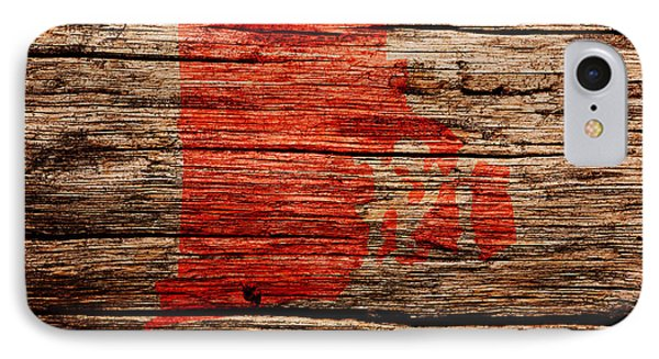 Rhode Island 7b IPhone Case by Brian Reaves