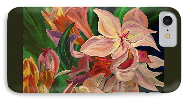 Rhododendron Phone Case by Donna Drake