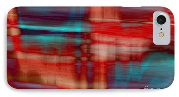 Rhythmic Stripes IPhone Case by Tlynn Brentnall