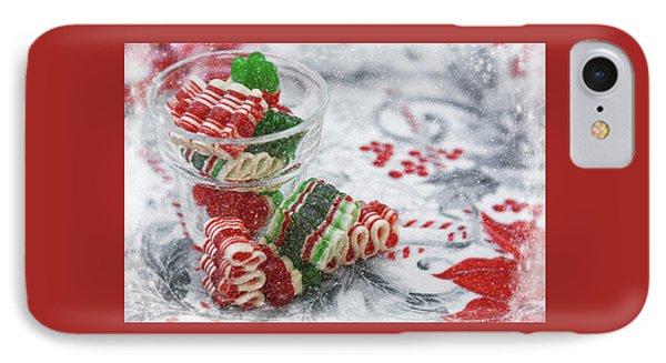 IPhone Case featuring the photograph Ribbon Candy by Diane Alexander