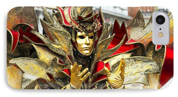 Ribbon Man 2015 Carnevale Di Venezia Italia IPhone Case