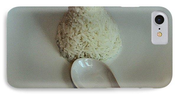 Rice. Thaisq. Siam Texture. IPhone Case