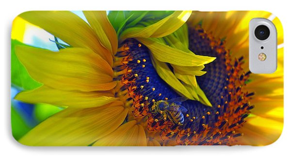 Rich In Pollen IPhone Case