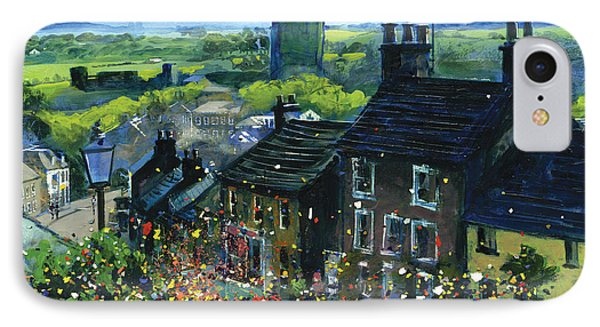 Richmond Carnival In Frenchgate Phone Case by Neil McBride