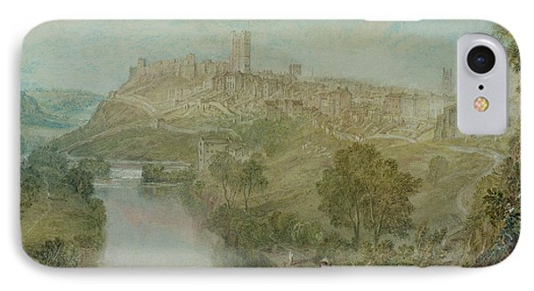 Richmond In Yorkshire Phone Case by Joseph Mallord William Turner