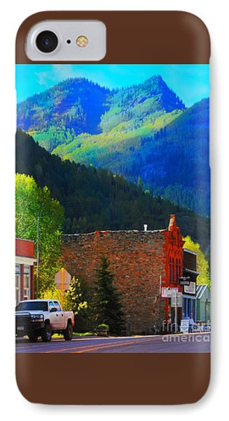 Rico Colorado Phone Case by Annie Gibbons