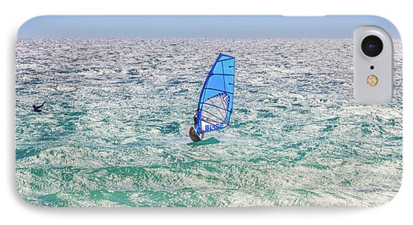 Ride The Waves, Scarborough Beach IPhone Case by Dave Catley
