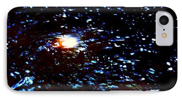 Ride Through Cosmos IPhone Case