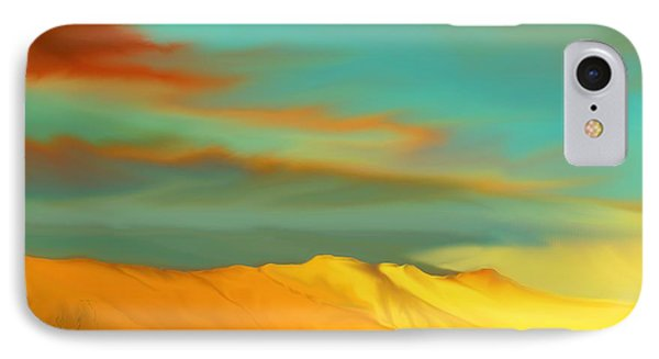 Ridge IPhone Case by Kerry Beverly