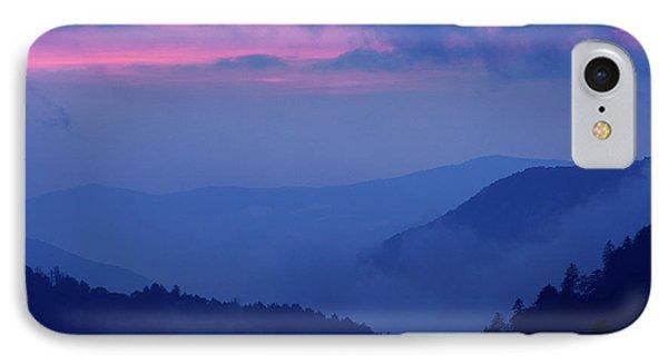 IPhone Case featuring the photograph Ridges - D000023 by Daniel Dempster