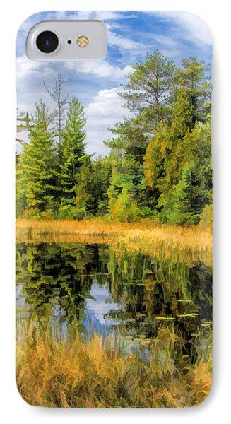 Ridges Sanctuary Reflections IPhone Case