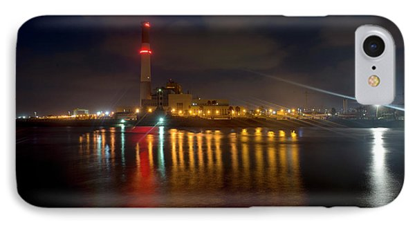 IPhone Case featuring the photograph Riding Station, Tel Aviv, Water Side by Dubi Roman