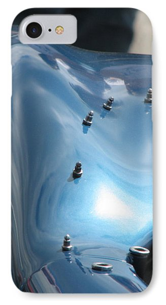 Riding The Surf Phone Case by Kelly Mezzapelle