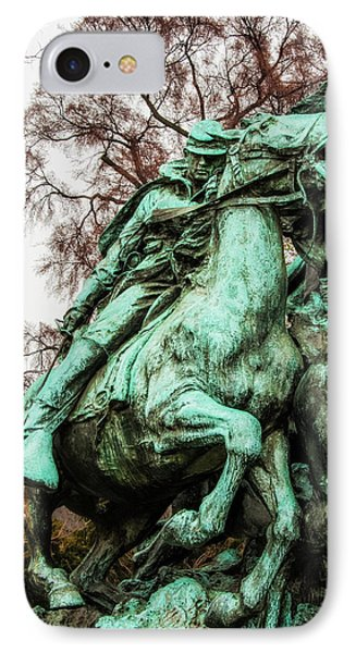 IPhone Case featuring the photograph Riding Tight by Christopher Holmes
