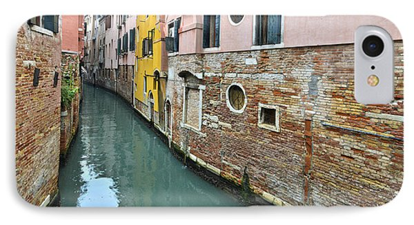 Riellos Of Venice IPhone Case