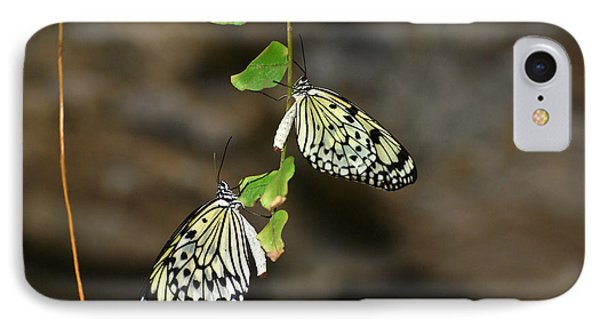 IPhone Case featuring the photograph Right And Left Wings by Teresa Blanton