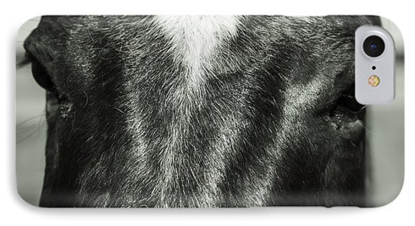 IPhone Case featuring the photograph Right Between The Eyes by Jason Moynihan