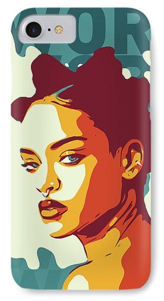 Rihanna IPhone Case