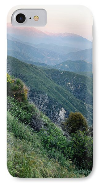 IPhone Case featuring the photograph Rim O' The World National Scenic Byway II by Kyle Hanson