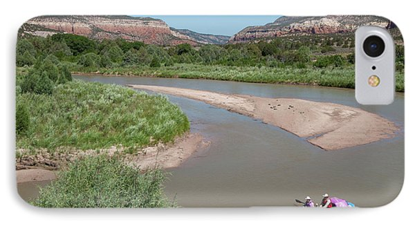 IPhone Case featuring the photograph Rio Chama_rroch by Britt Runyon