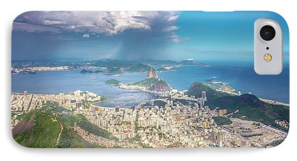 IPhone Case featuring the photograph Rio De Janeiro by Andrew Matwijec