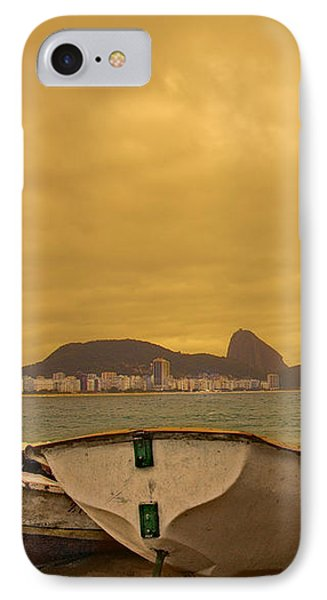 IPhone Case featuring the photograph Rio Fishing Boats by Kim Wilson