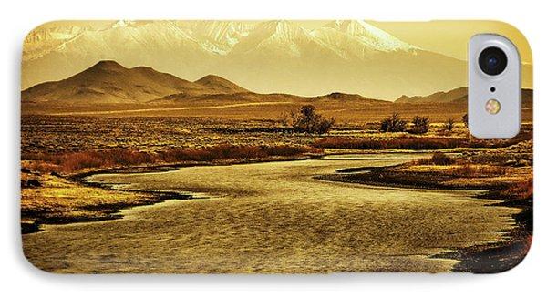 Rio Grande Colorado IPhone Case