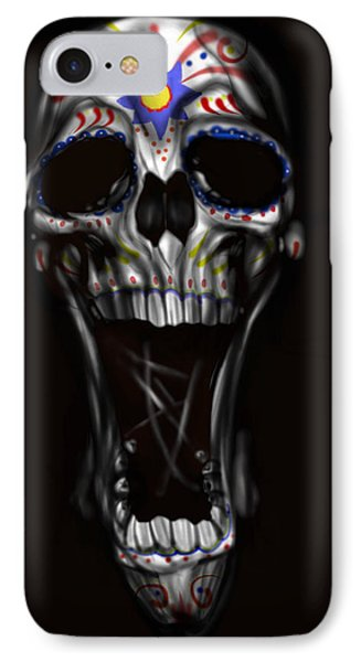 R.i.p Phone Case by Pete Tapang