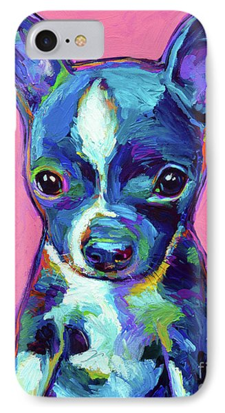 IPhone Case featuring the painting Ripley by Robert Phelps