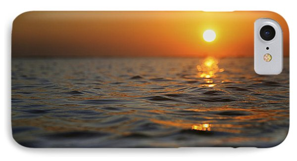 Rippled Sunset Phone Case by Brandon Tabiolo - Printscapes