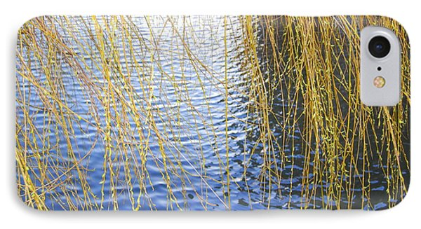 Ripples IPhone Case by Linda Prewer