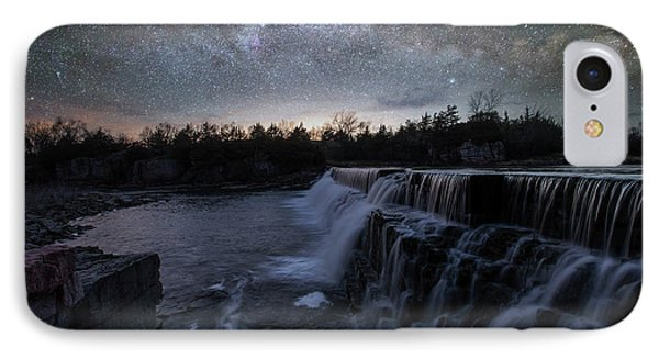 IPhone Case featuring the photograph Rise And Fall by Aaron J Groen