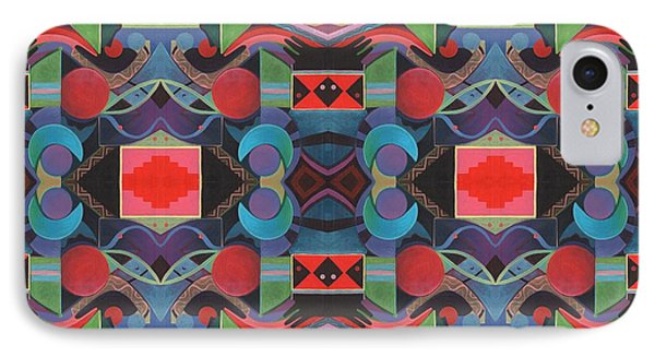 Rising Above And Synergy 4 IPhone Case by Helena Tiainen