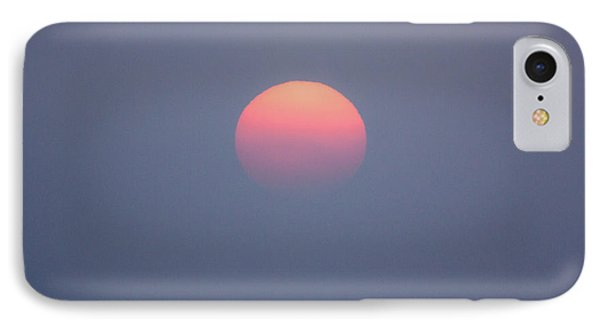 IPhone Case featuring the photograph Rising Sun by Davorin Mance