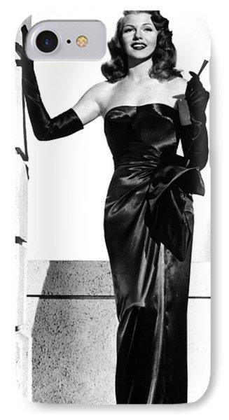 Rita Hayworth IPhone Case
