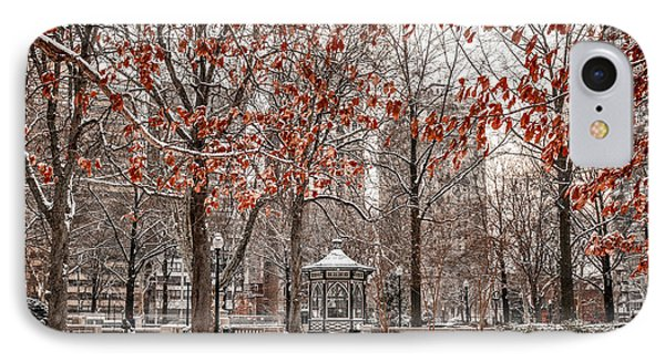 Rittenhouse Snowscape IPhone Case